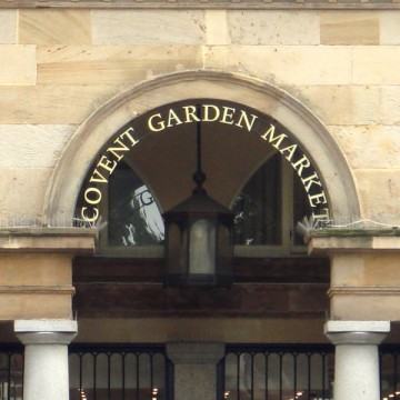 Covent Garden - Sign