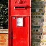 V.R. Post Box